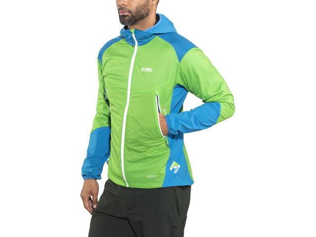 Directalpine Alpha Jacket 2.0 Homme, green/blue